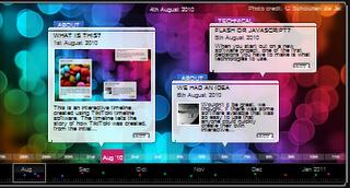 Tiki Toki Timeline