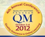 Quality Matters Conference Seal
