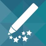 Magic marker app icon