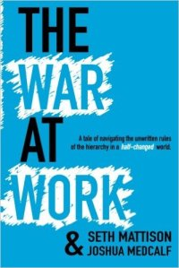 cover of the war at work