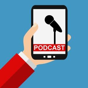 Podcast auf dem Smartphone